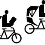 Get on the Oreo pedicab and download some free ebooks via LibraryBoxen