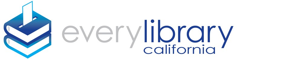 EveryLibrary California Logo