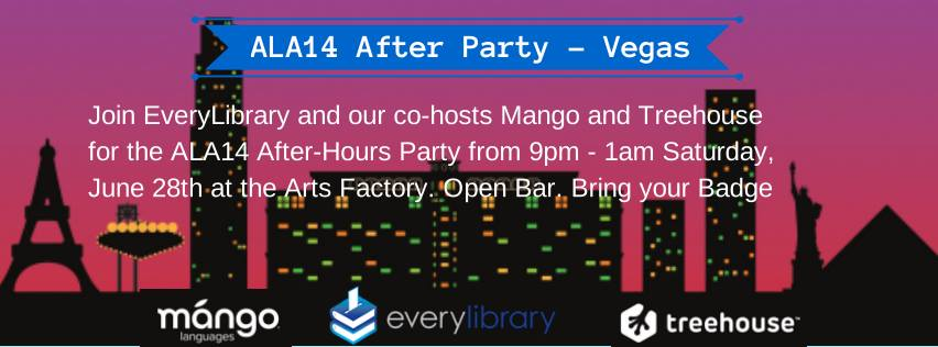 EveryLibrary, Mango and Treehouse