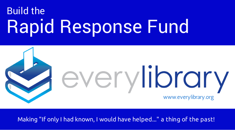 Donate today to make crisis communications more effective for our libraries.