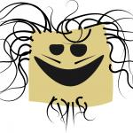 1 of 365: A Dali based happy face #dali #dada