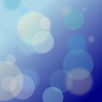 Blue bokeh – John LeMasney