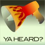 Ya heard? Bullhorn by lemasney