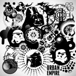 Urban Empire by John LeMasney via 365sketches.org #cc #design #stormtrooper #starwars