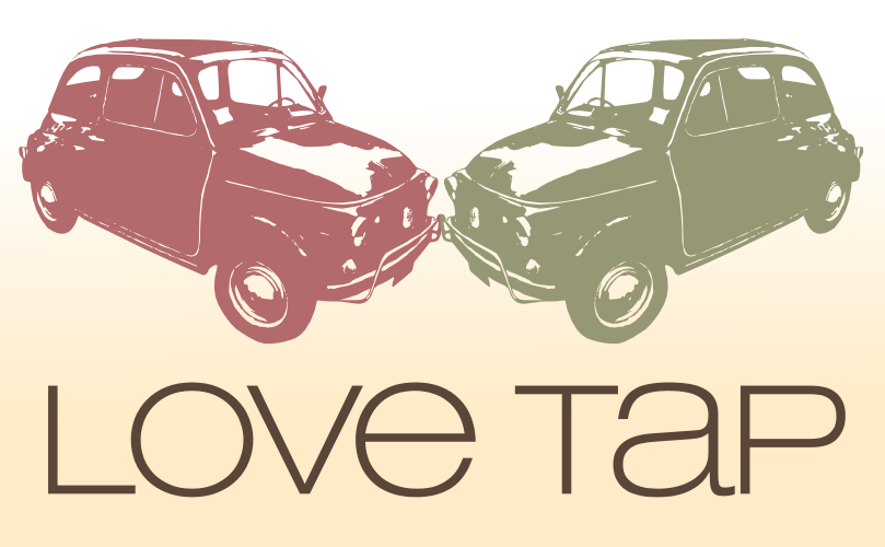 322 of 365 is a love tap inkscape illustration lemasney