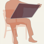 20121123: Easel computing by John LeMasney via 365sketches.org #cc #design #tablets