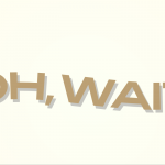 20121229: Oh, wait by John LeMasney via 365sketches.org #creativecommons #design #owait