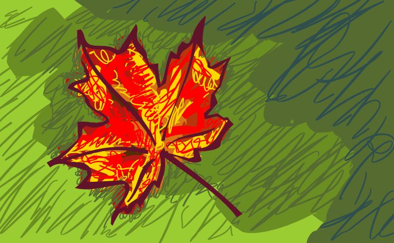 leaf by John leMasney via lemasney.com