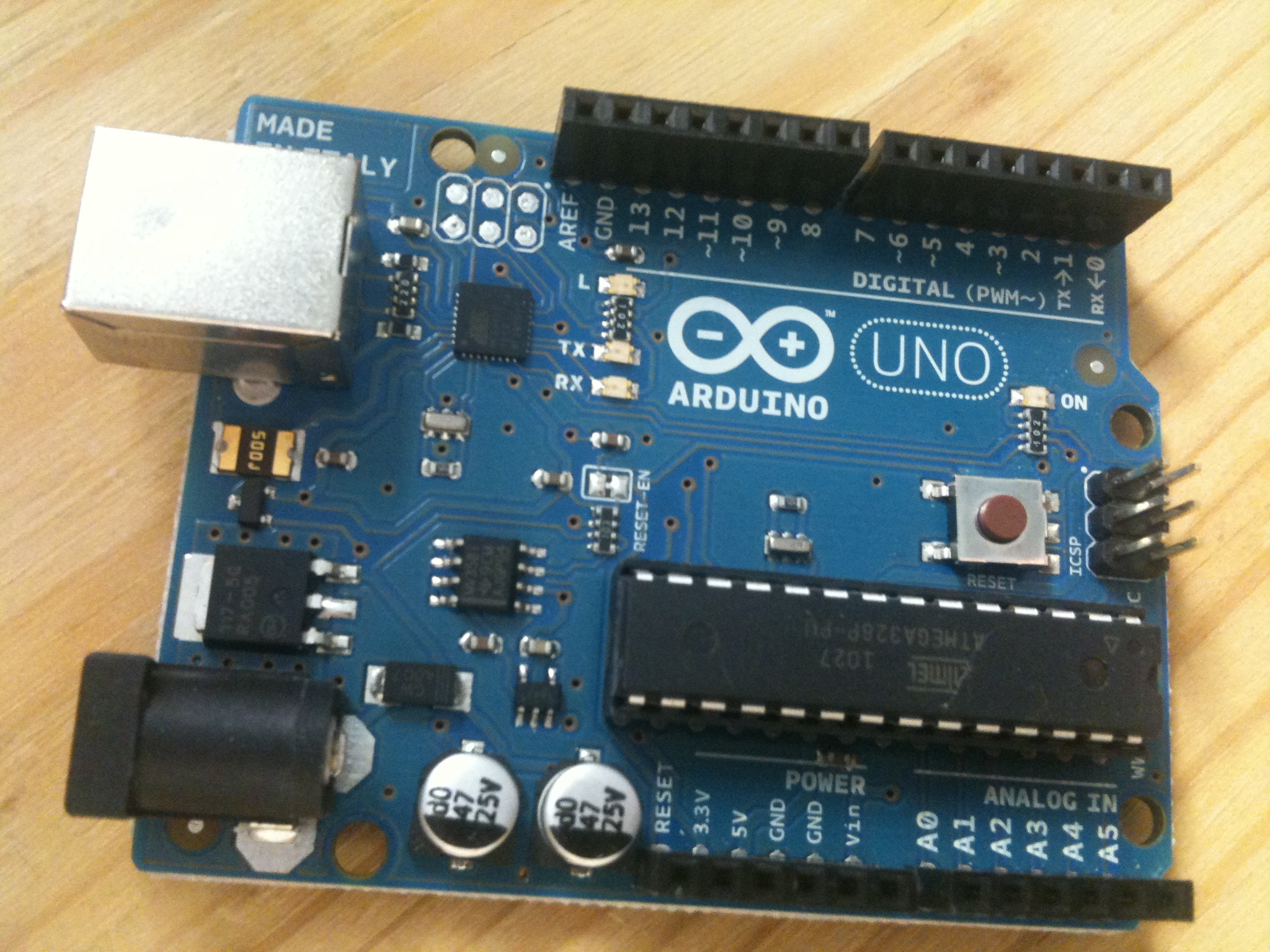 An introduction to arduino raspberry pi and open source
