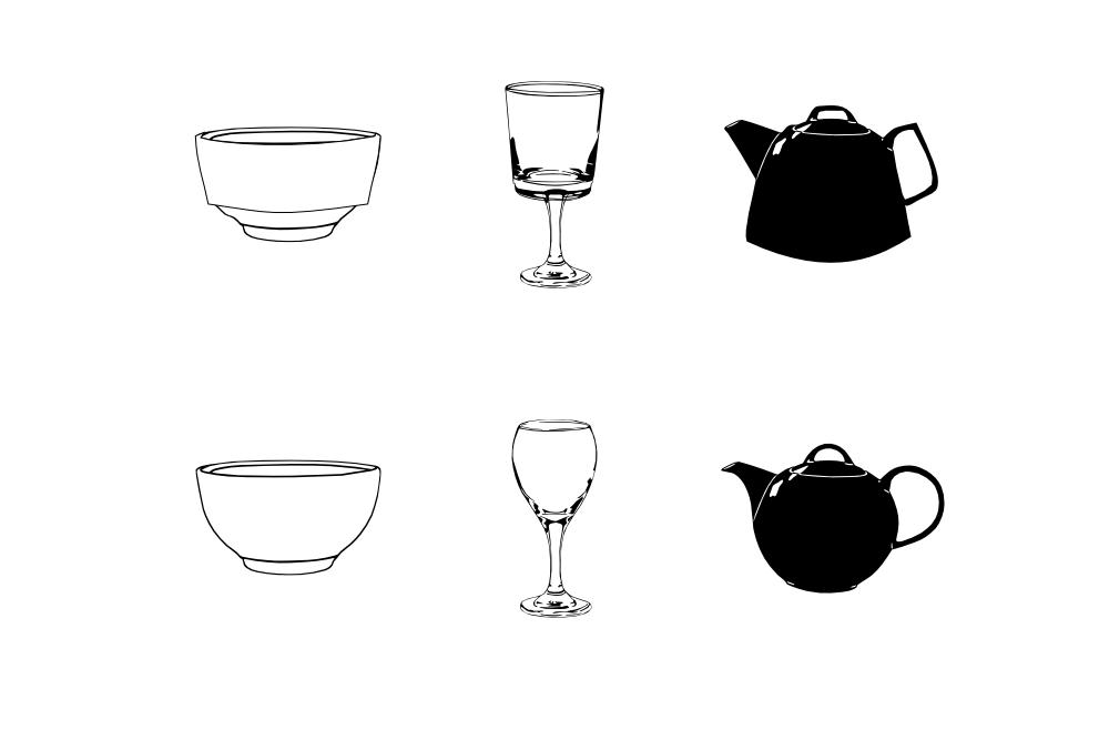 24 of 365 - Contour bias design principle by John LeMasney via lemasney.com
