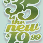 42 of 365: $35 is the new $19.99 – price point design principle