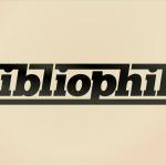 48 of 365: bibliophile custom typography by John LeMasney via lemasney.com