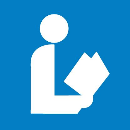Library symbol (1982) DeVore and Mallery
