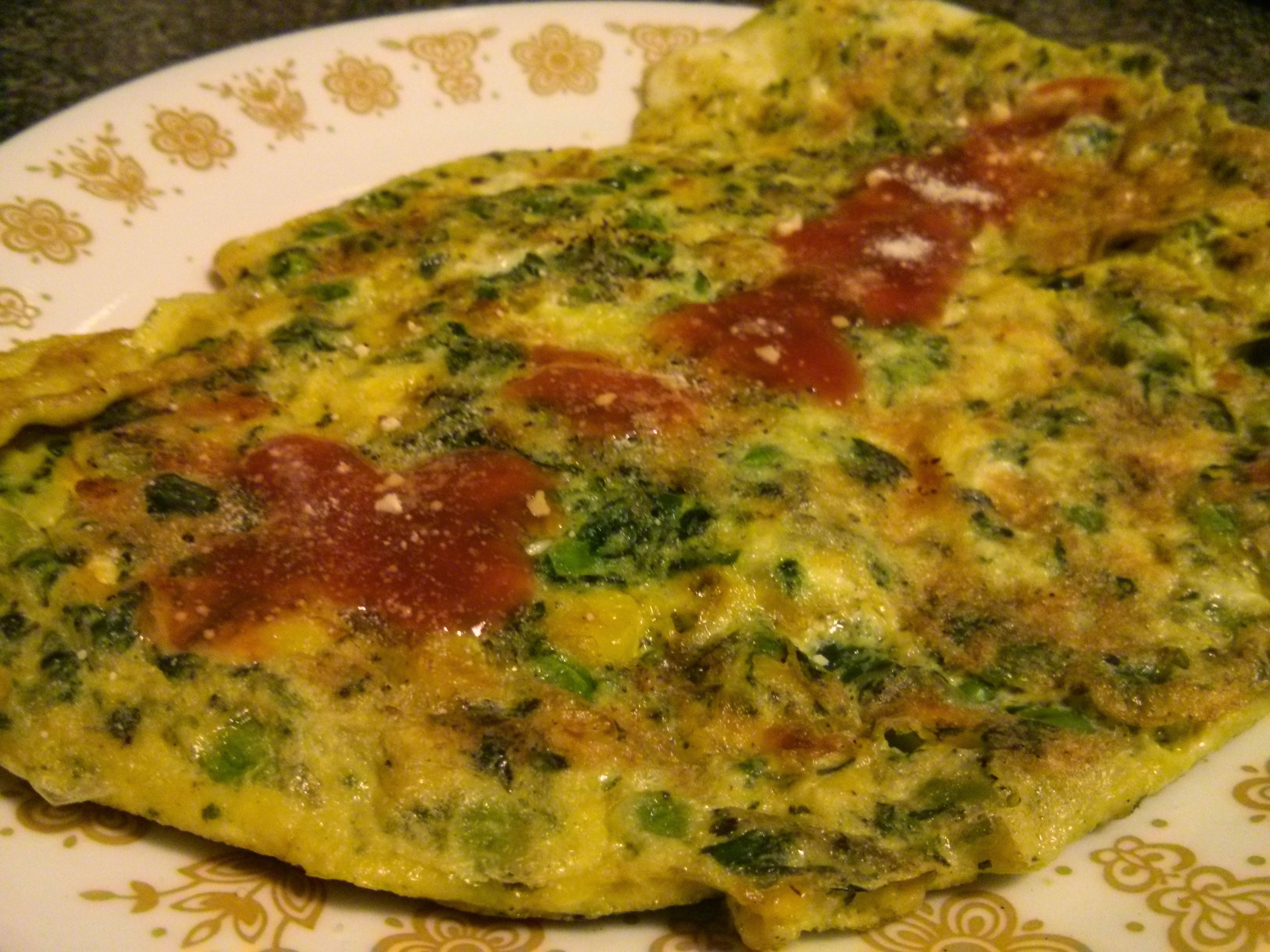 Sunday Stovetop Frittata by John LeMasney via lemasney.com