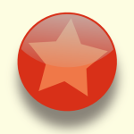 226 of 365 is a glossy button effect [design] #Inkscape #vector