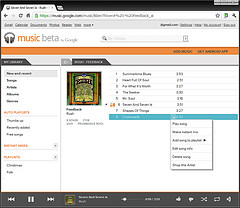 Music Beta by Google (aka Google Music)
