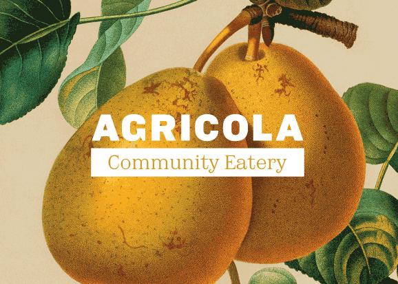 Agricola Pears (agricolaeatery.com)