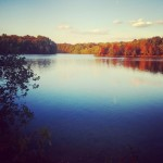 Maggie's point, Plainsboro Preserve, Plainsboro, NJ