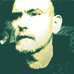 Self portrait in Inkscape by LeMasney