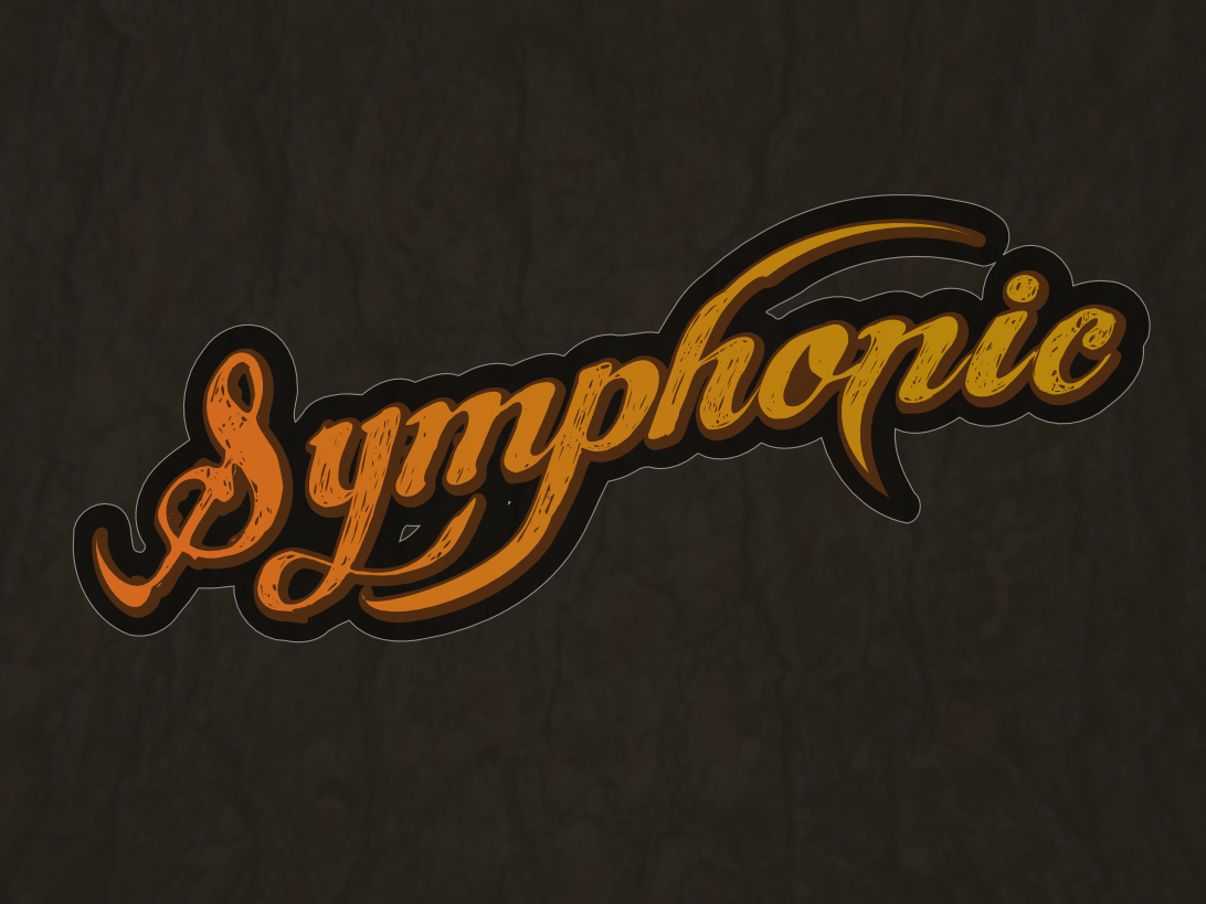 Symphonic logo by lemasney