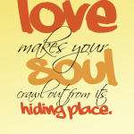 Love makes your soul crawl out – Zora Neale Hurston cc-by lemasney